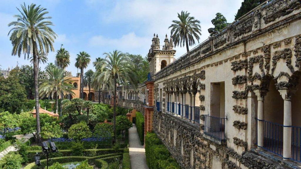 Seville bucket list Alcazar